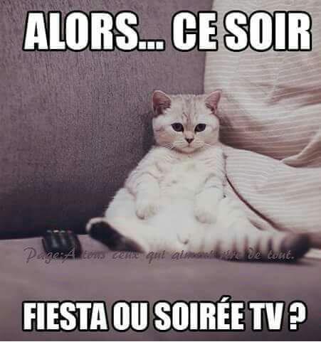 Soirée TV ^^