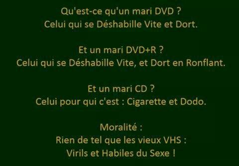VHS / dvd
