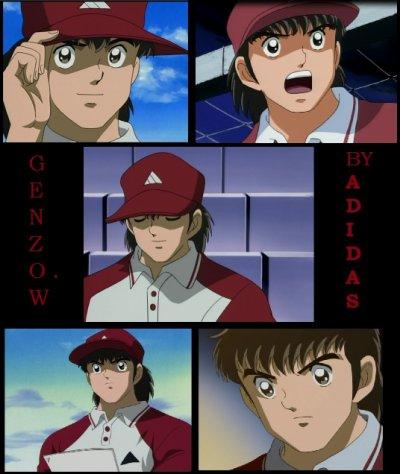 Genzo Wakabayashi  (mon perso préféré)