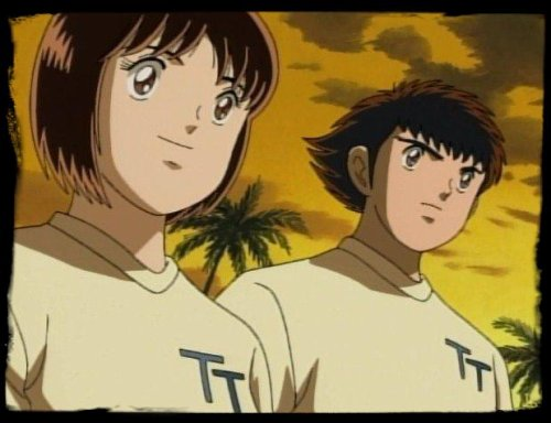 Tsubasa et Sanae