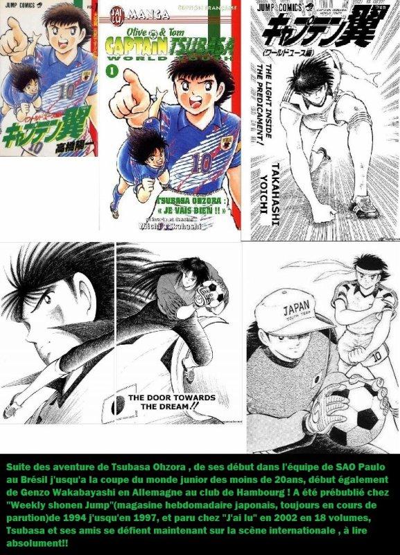 Captain Tsubasa World Youth !