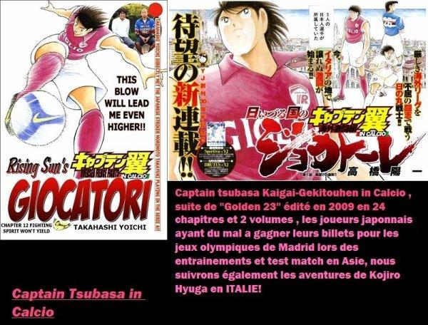 Captain Tsubasa in Calcio !