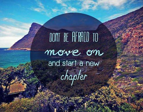Vous ne changez pas mais vous évoluez de différentes façons! ©
