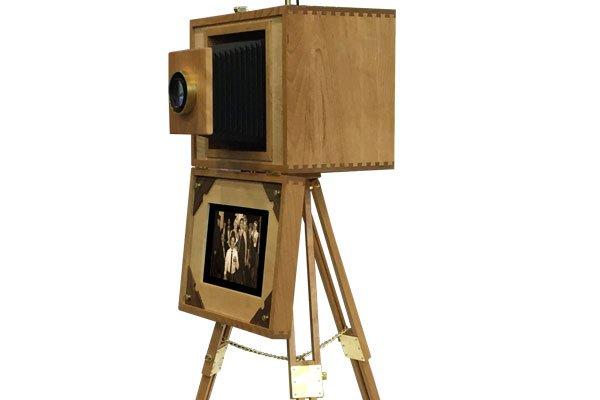 Un photobooth vintage