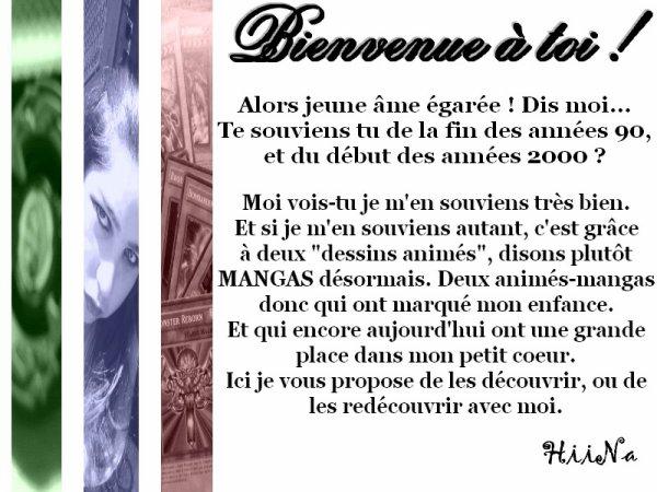 Petit Bonjour, Grandes Aventures ♥