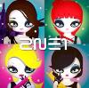 2NE1 - Hate you  (2011)