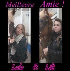 Alicia & mOi :) LES MEILLEURES !!