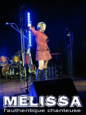 MELISSA  Une artiste GVM Music France