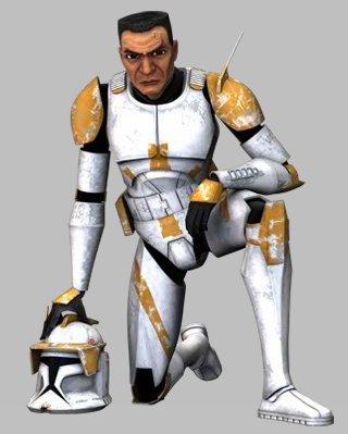 Commandant Cody