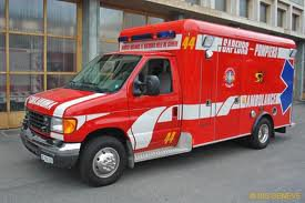 Mes passions : pompiers, ambulances, samaritains