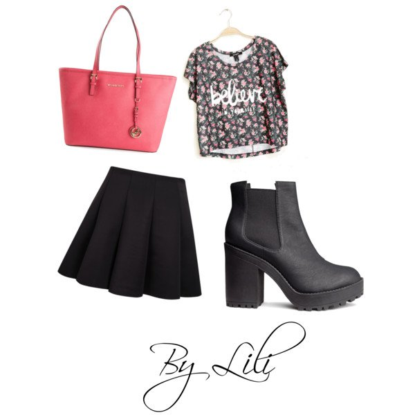 Get the look of Ariana Grande ♥ (Avec ChlothesForArianaGrande)