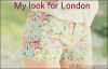 My look for London ★ #1