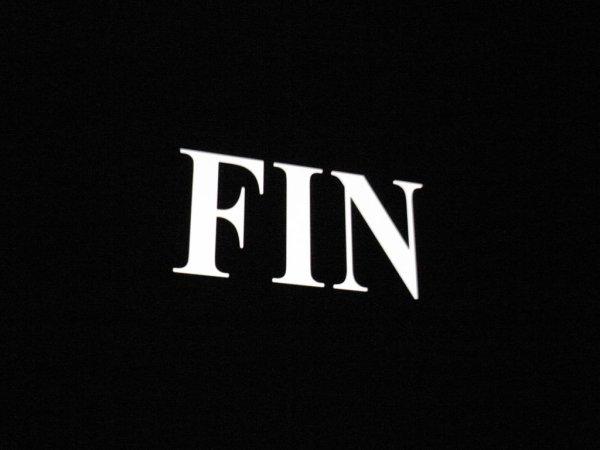 FIN D'ELEVAGE