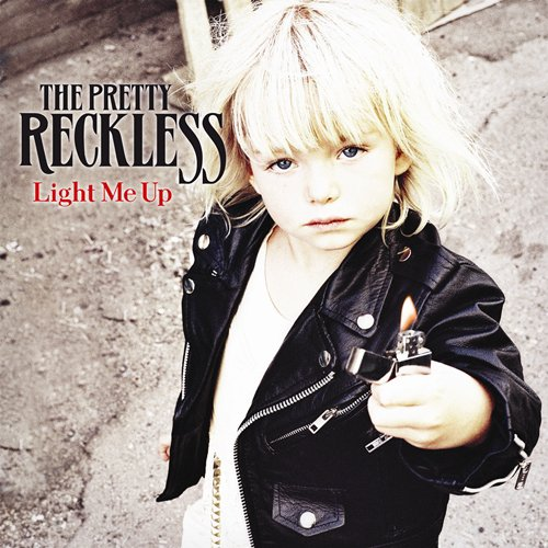 "Sortie Française du nouvel album des Pretty Reckless : ""Light me Up"" !"