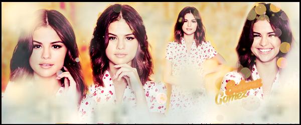_   ●● Bienvenue sur GomezSel,  votre source d'actualité sur la talentueuse actrice et chanteuse Selena Marie  Gomez. → A travers de multiples candids, events et photoshoots , suis le  quotidien de irrésistible chanteuse et actrice américaine  Selena Gomez   _
