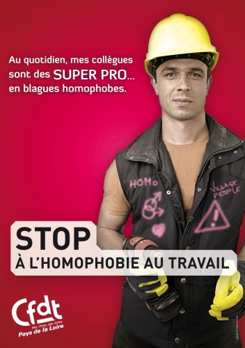 Homophobie au travail
