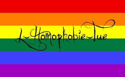 L'HOMOPHOBIE TUE