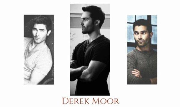 Derek Moor
