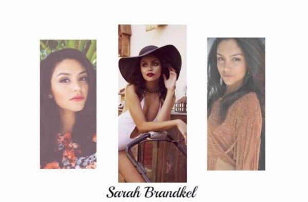 Sarah Brandkel