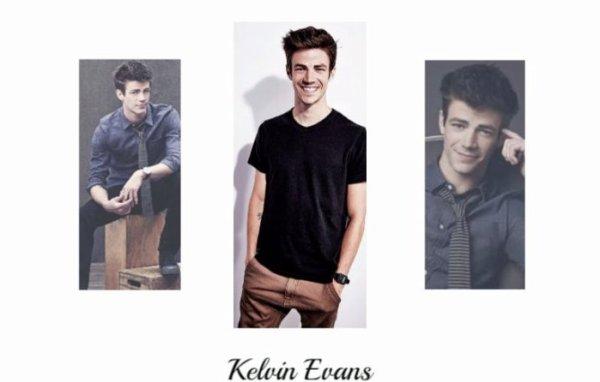 Kelvin Evans.