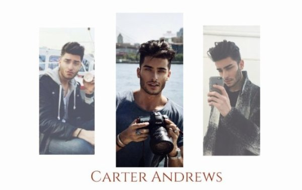 Carter Andrews.