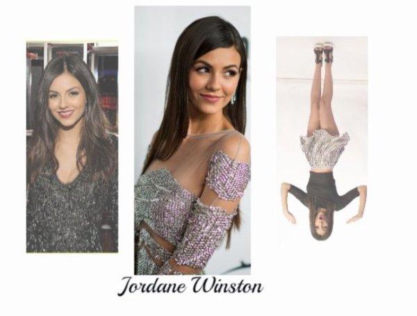 Jordane Winston