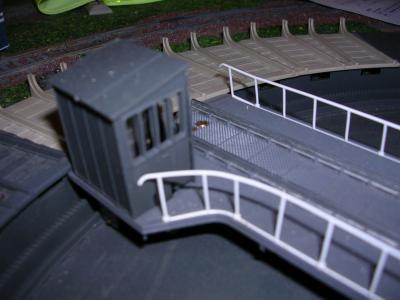 Pont Tournant Motorise Jouef Le Monde Du Train Miniature