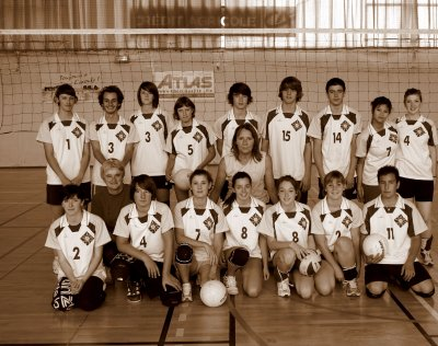 Volley-Ball.