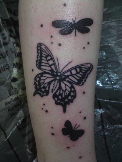 Meine Tattos ♥