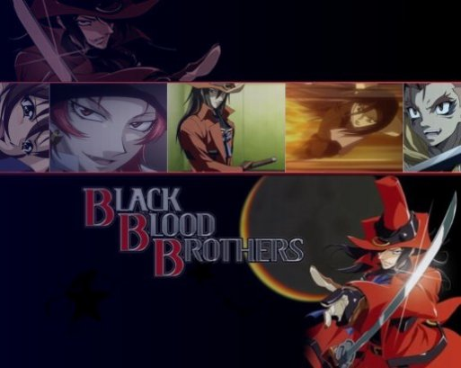 ☆ Black Blood Brothers ☆