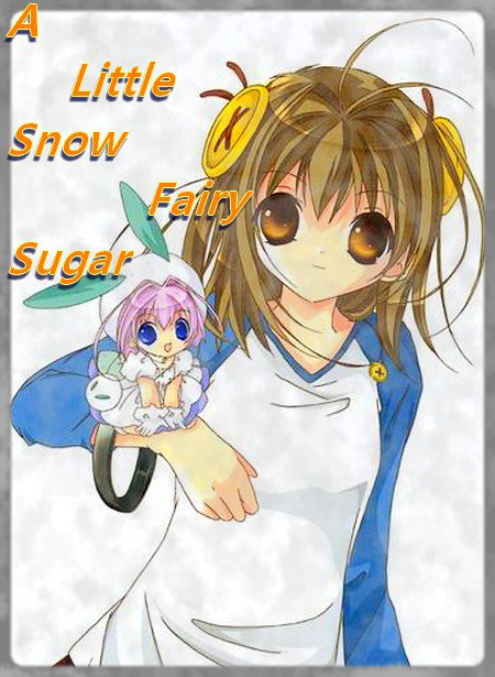 ♣ A Little Snow Fairy Sugar ♣