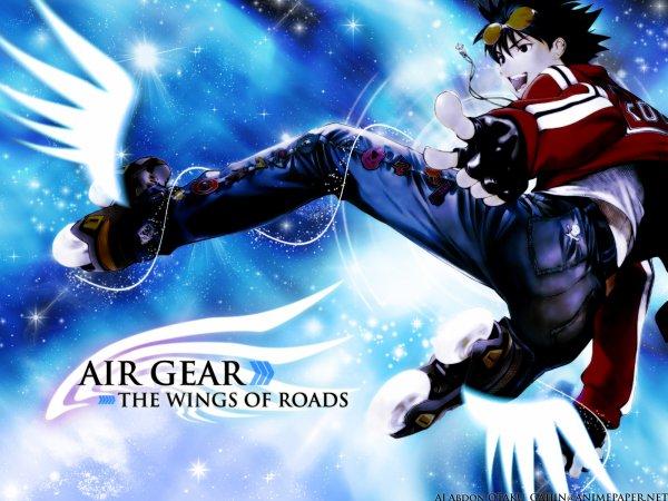 ☆ Air Gear ☆