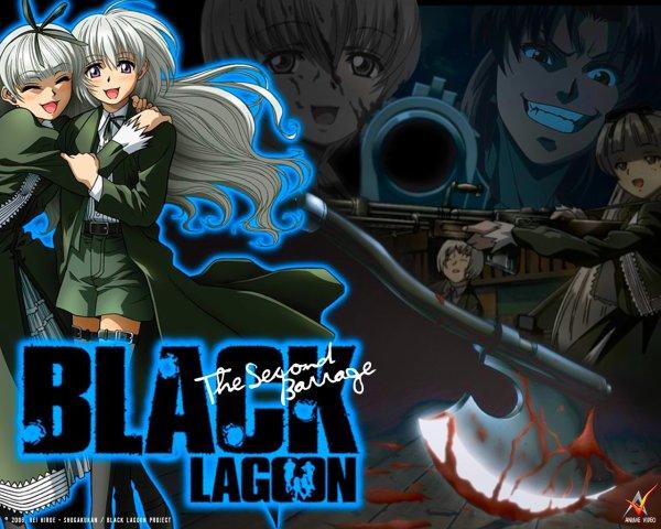 ☆ Black Lagoon : The Second Barrage Saison II ☆