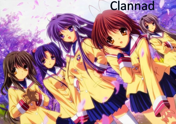 ♣ Clannad ♣