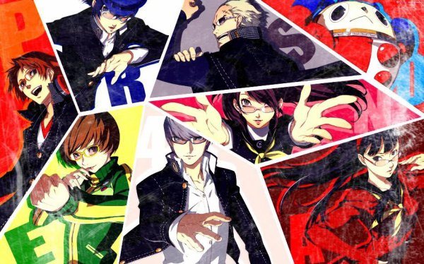♣ Persona 4 : The Animation ♣