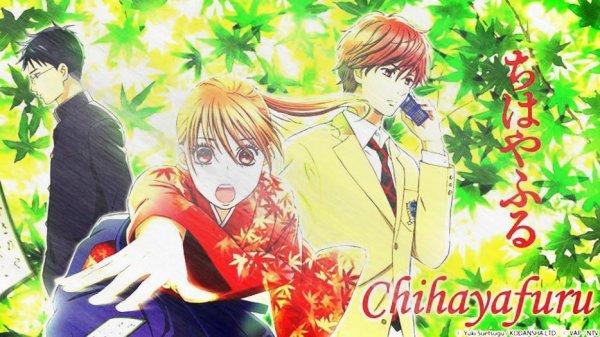 ♣ Chihayafuru Saison I ♣