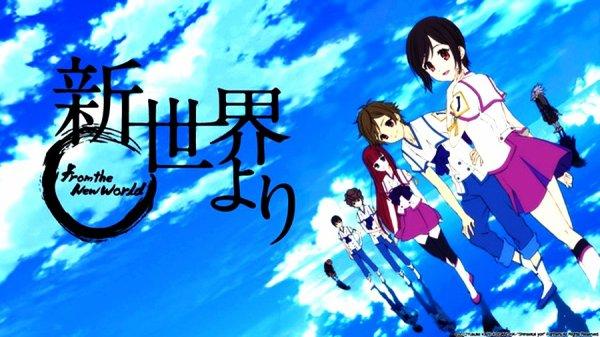 ♣ Shin Sekai Yori ♣