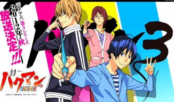♣ Bakuman Saison III ♣