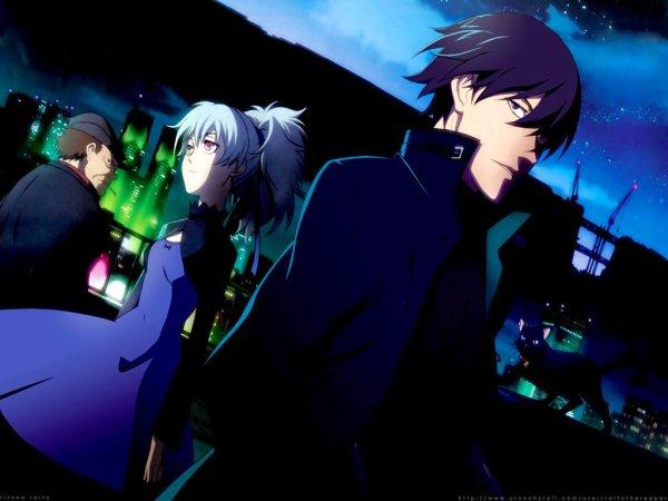 ♣ Darker Than Black - Kuro no Keiyakusha Saison I ♣