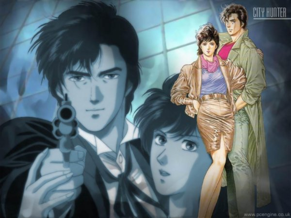 ♣ City Hunter ♣
