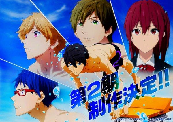 ♣ Free! Eternal Summer Saison II ♣