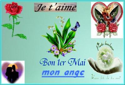 image amour 1er mai