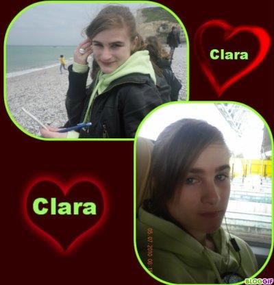 Ma beste que j'adore (Clara)