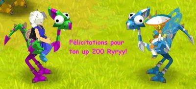Up 200 d'un ami :)