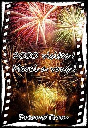 2000 visites