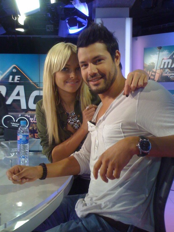 Caroline Receveur & Nicolas Suret
