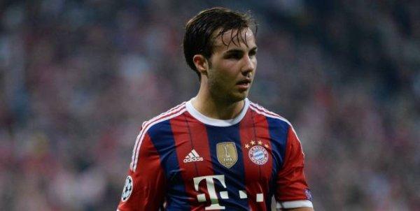 Mercato : Liverpool serait prêt à proposer 50M d'euros pour Mario Götze (Bayern Munich)