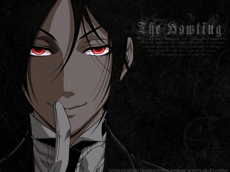 ♣Ciel Phantomhive et Sebastian Michaelis♣