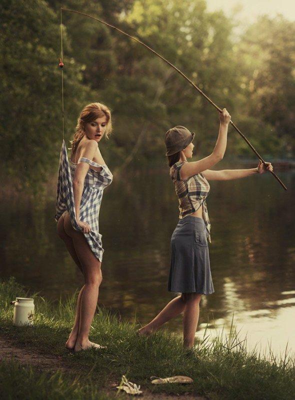 aujourdh'ui c'est pêche car demain c'est vendredi