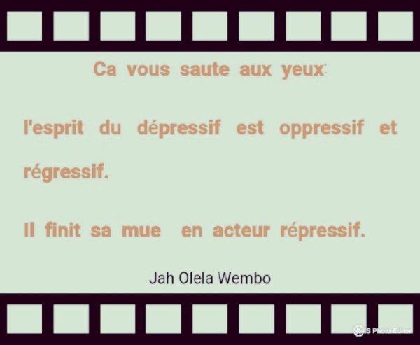 L'esprit dépressif